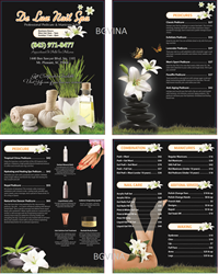 Picture of Menu #008 (2 pages 4 views)