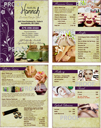 Picture of Menu #026 (2 pages 4 views)
