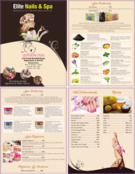 Picture of Menu #031 (2 pages 4 views)