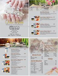 Picture of Menu #041 (2 pages 4 views)